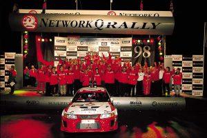 ラリー/WRC | 1998年のRACラリー