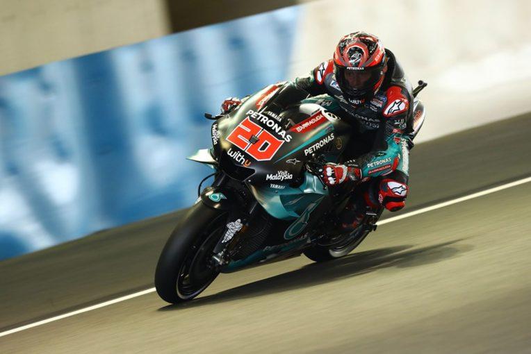 MotoGP | 2019年のMotoGP日本GPが開幕。初日はクアルタラロが唯一の1分44秒台で総合首位につける。中上は総合15番手