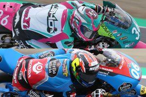 MotoGP | ワイルドカード参戦の厳しい現実。MotoGP日本GP初日を終え長谷川聖、山中琉聖が突き当たる壁