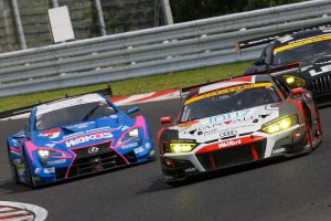 スーパーGT | Hitotsuyama Audi R8 LMS/2019スーパーGT第6戦オートポリス
