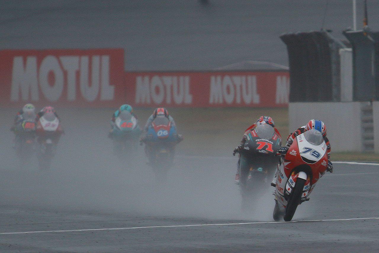【順位結果】2019MotoGP第16戦日本GP Moto3クラス予選