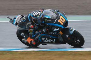 MotoGP | マリーニが2番手に1秒差をつけ堂々のポール獲得。長島哲太は6列目スタート/MotoGP日本GP Moto2予選