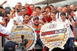 MotoGP | MotoGP日本GP:マルケスのポール・トゥ・ウインでホンダがコンストラクターズタイトルを獲得。中上は完走果たす
