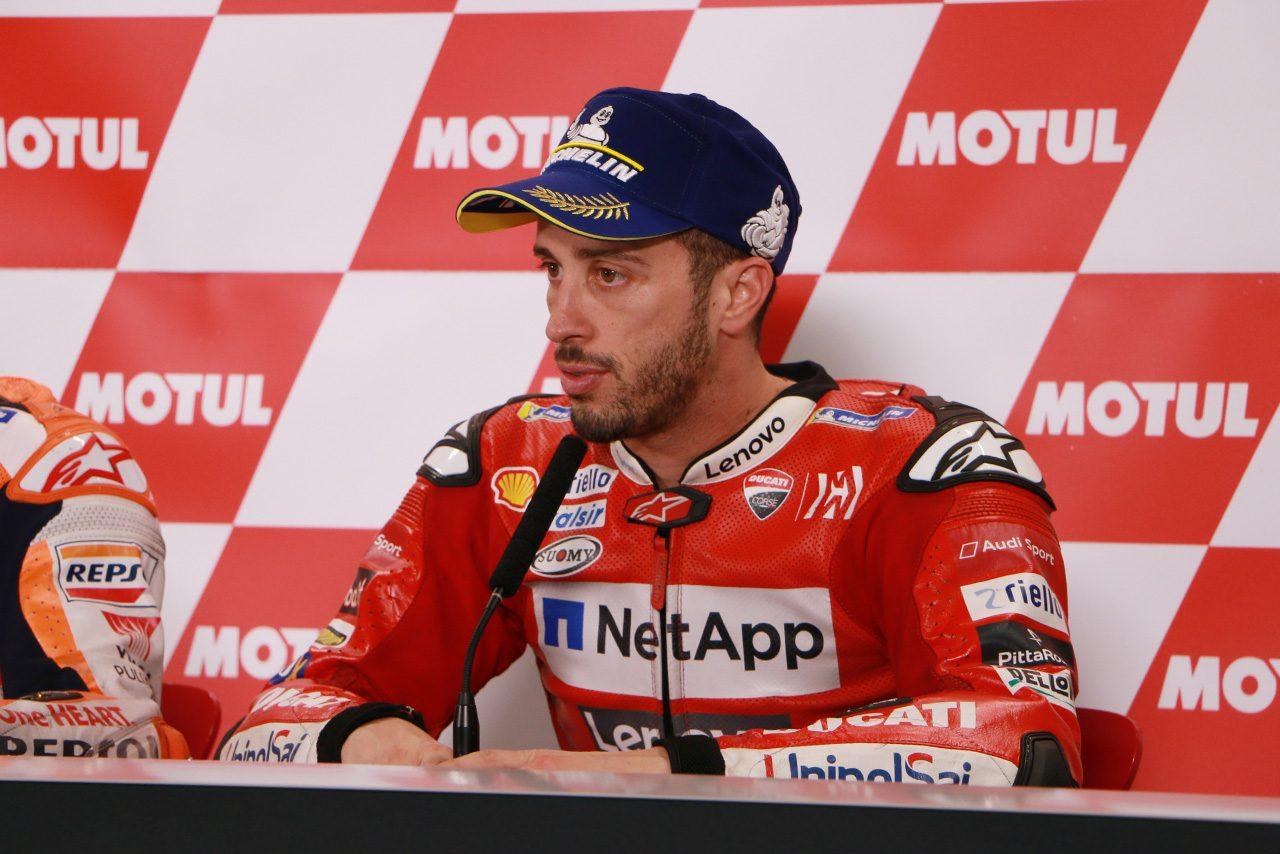 序盤のプッシュでガス欠寸前。マルケス「キープして最後まで走り切った」/MotoGP日本GP 決勝トップ3コメント