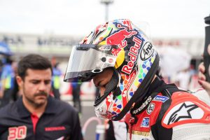 MotoGP | MotoGP日本GP:中上、「声援のおかげで走り切れた」と2019年最後のレースで渾身の16位