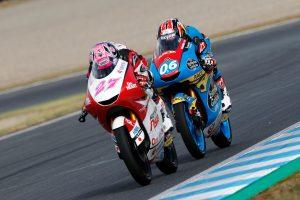 MotoGP | 型落ちのホンダNSF250RWでポイント獲得の山中「みんながやらないような抜き方もできた」と2020年に自信