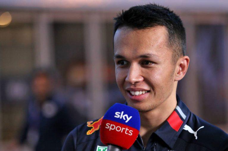 F1 | レッドブルF1のアレクサンダー・アルボン、11月開催のホンダ・サンクスデーには参加せず