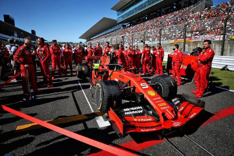 "F1 | F1 Topic:日本GPで不問に処されたベッテルの""ジャンプスタート疑惑""。前戦ロシアでペナルティを受けたライコネンとの違い"