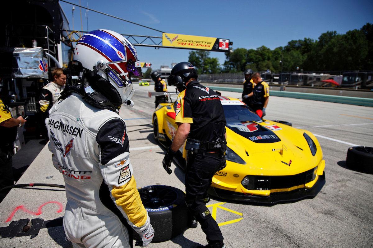 ル・マン通算4勝のベテラン、ヤン・マグヌッセンがコルベット・レーシングを離脱