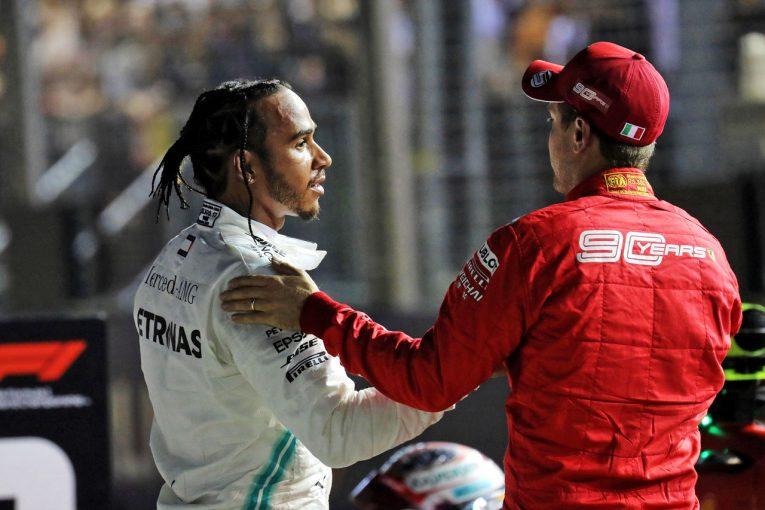 F1 | 「メルセデスF1に乗れば誰でもタイトルを獲れるというわけではない」。ベッテル、ハミルトンの功績を強調