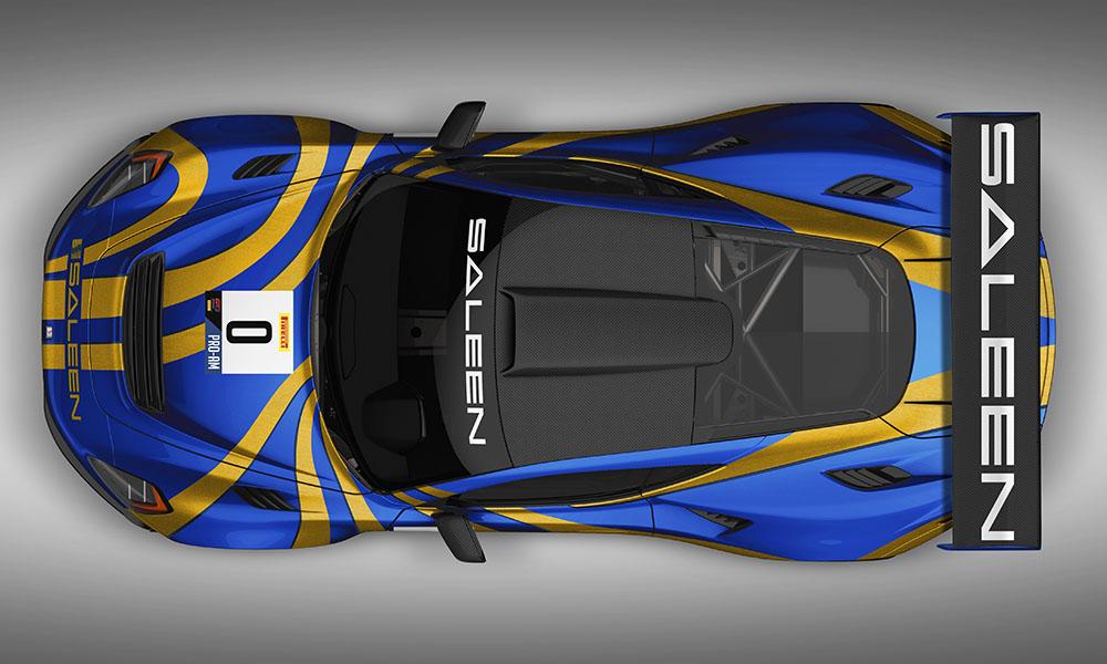 サリーンの新型レーシングカー、S1 GT4コンセプトが発表。2020年のデビュー目指す