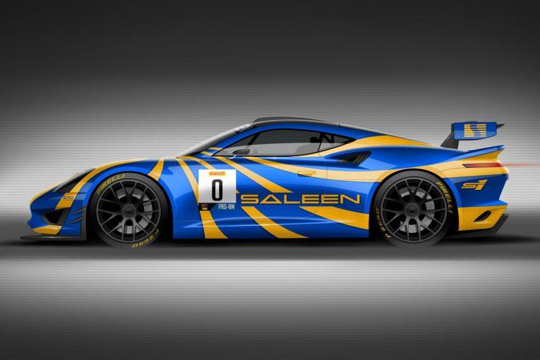 ル・マン/WEC   サリーンの新型レーシングカー、S1 GT4コンセプトが発表。2020年のデビュー目指す