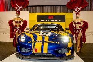 ル・マン/WEC | サリーンの新型レーシングカー、S1 GT4コンセプトが発表。2020年のデビュー目指す