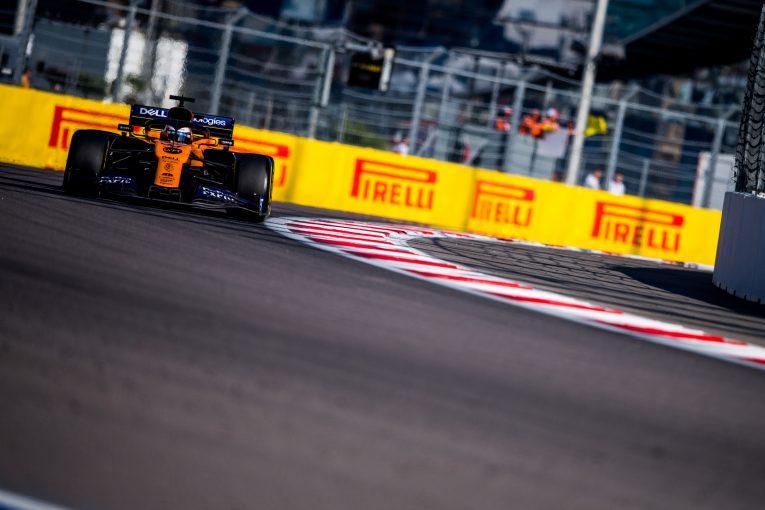 F1 | サインツJr.、マクラーレンF1の躍進は「毎戦でのアップデート」の積み重ねによるものと説明