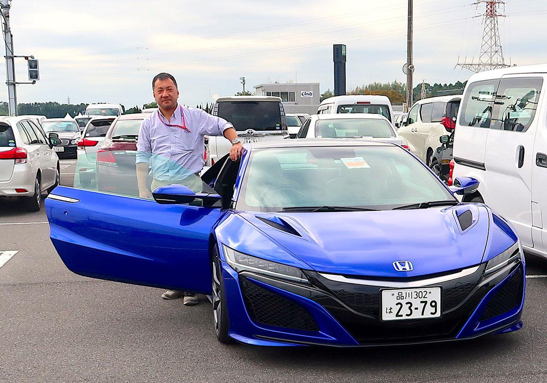 F1日本GP現地情報番外編