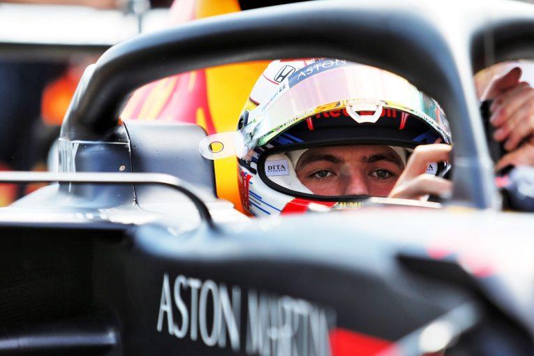 F1   レッドブル・ホンダF1のフェルスタッペン、メキシコ3連勝を目指すも、フェラーリを警戒