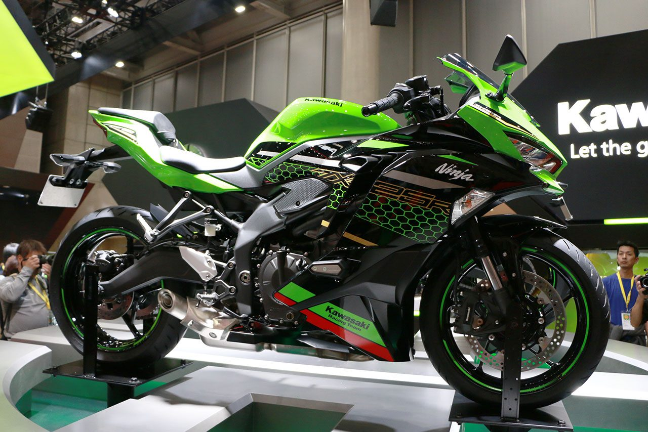 All-New 2020 Kawasaki ZX-25R