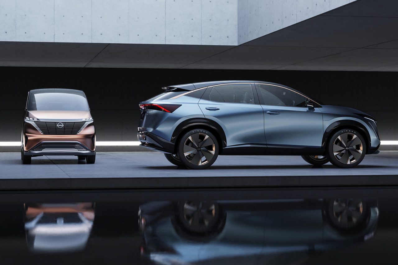 最新ニッサン・インテリジェント・モビリティを体現する2台のEVコンセプトカーを東京モーターショーで初披露