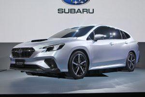クルマ | スバル、新型レヴォーグのプロトタイプを世界初公開。市販モデルの発売は2020年後半を予定/東京モーターショー2019