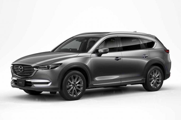 クルマ | マツダ、CX-8を商品改良し11月より発売。利便性と快適性を向上させ特別仕様車も設定