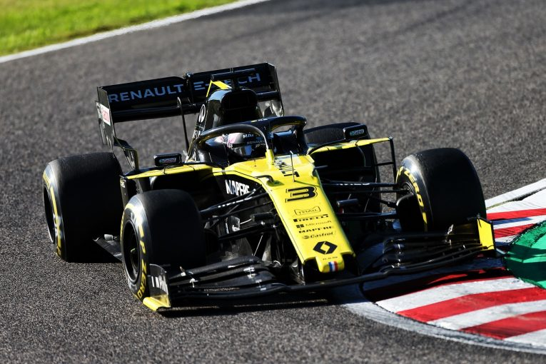 F1 | F1日本GPで入賞のルノーが失格。ドライバーエイドに関する規則違反と認定。トロロッソ・ホンダ含む5人に追加ポイント