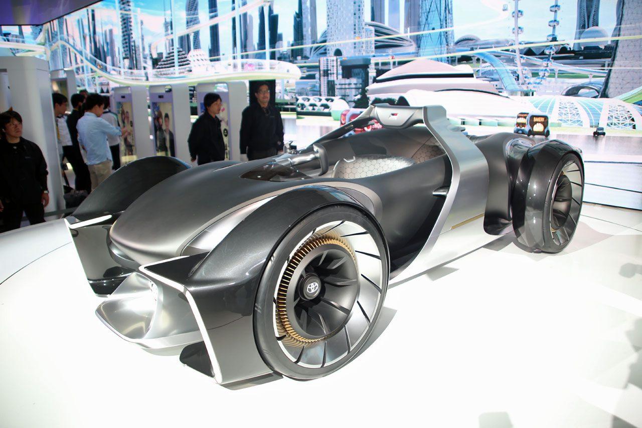 """クルマの""""未来""""を覗くモビリティテーマパーク『東京モーターショー2019』が10月25日から開幕"""