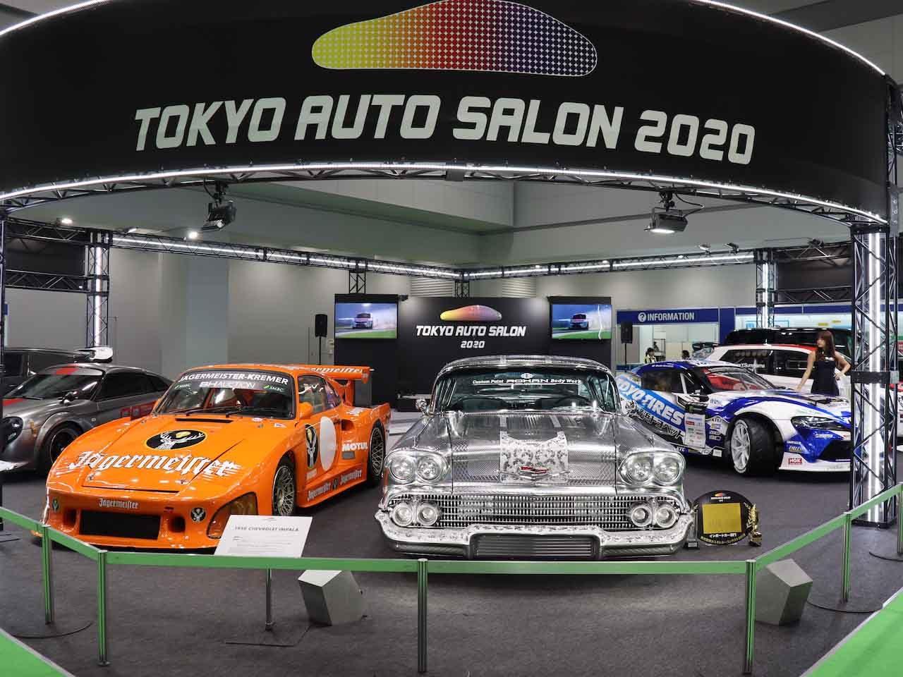 2020年1月10日〜12日開催『東京オートサロン』の最新トピックを発表/東京モーターショー2019