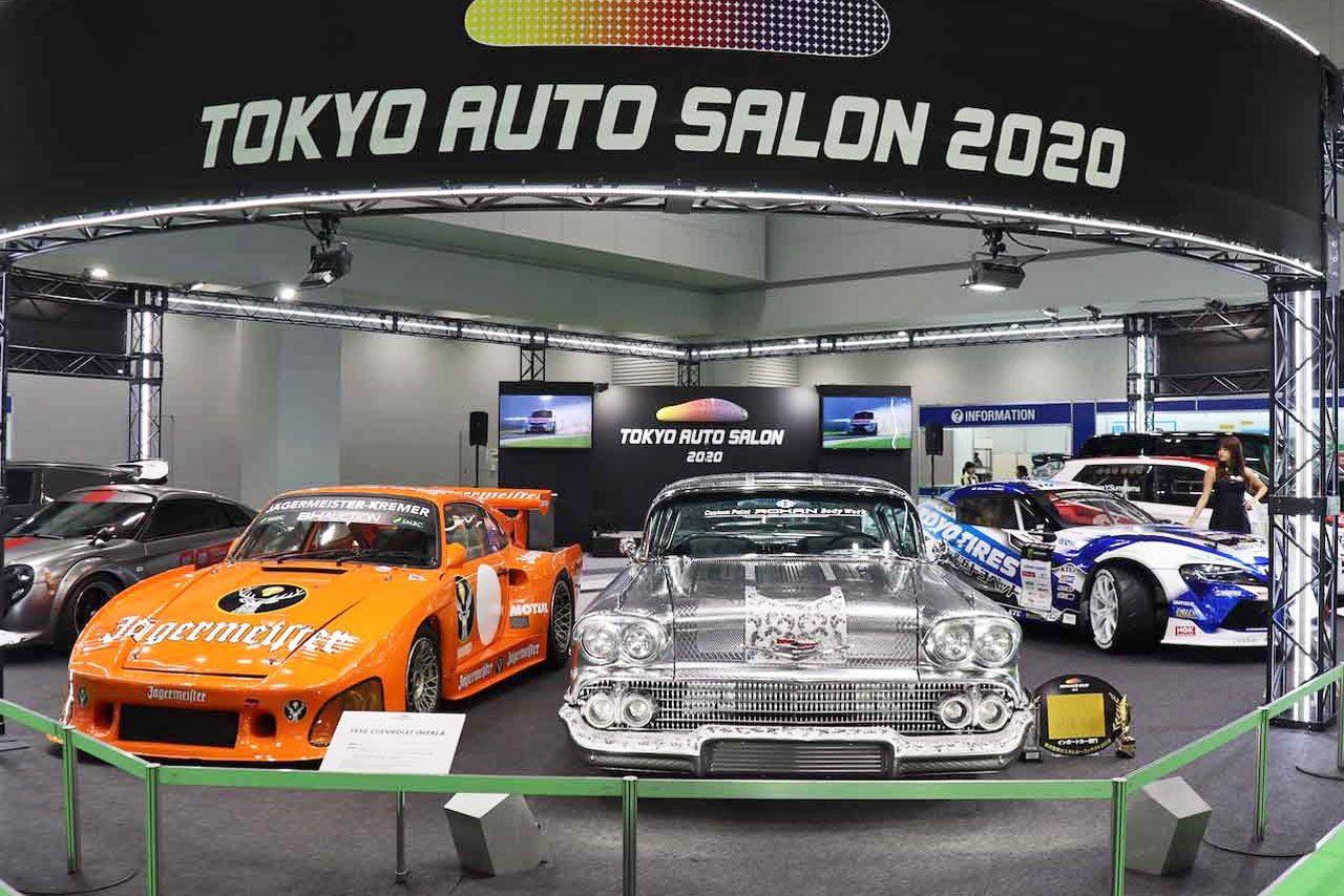 しげの秀一さん描く『MFゴースト』とのコラボも決定。1月10~12日開催の『東京オートサロン2020』最新トピックス発表