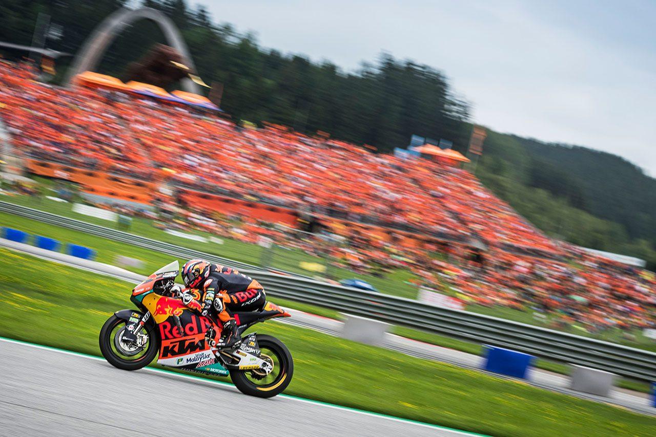 MotoGP:KTMの2020年ラインアップが決定。ザルコの後任にブラッド・ビンダー、テック3はレクオーナ起用