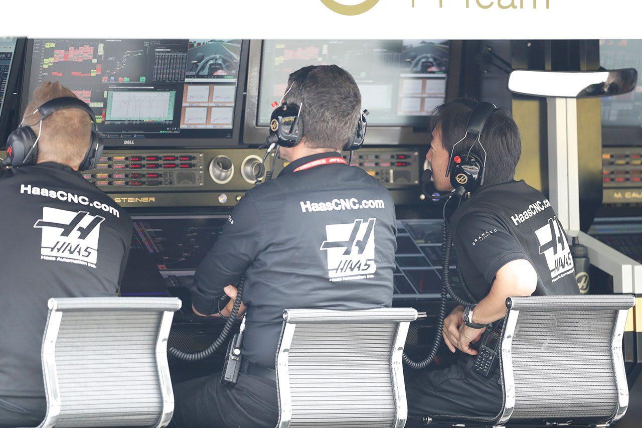 【F1チームの戦い方:小松礼雄コラム第13回】「1ストップ戦略しかない」と望んだ鈴鹿。FP2ではアタックのタイミングがカギに