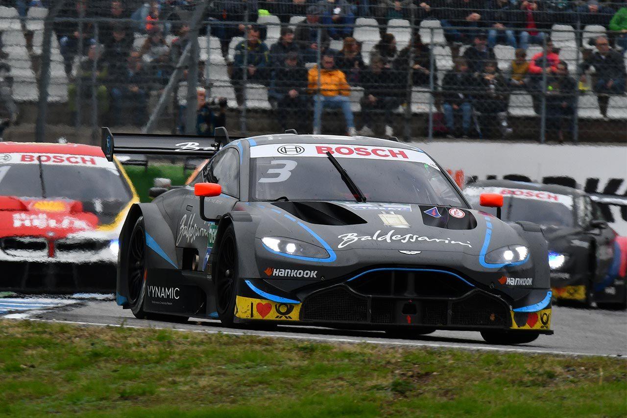 海外レース他 | DTMにまたも衝撃! アストンマーティン使用のRモータースポーツが1年でのDTM活動終了を発表