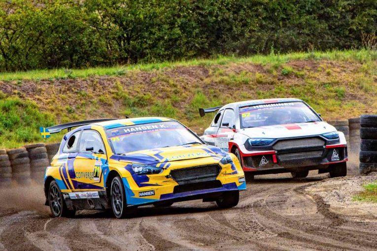 ラリー/WRC | 新設ラリークロス『タイタンRX』は、全戦表彰台のケビン・ハンセンが初代王者に