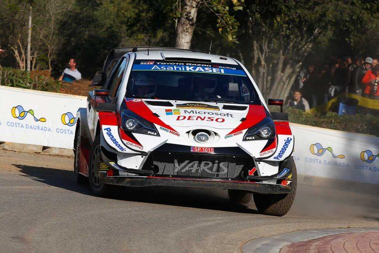 ラリー/WRC | WRC:トヨタ、第13戦スペインのシェイクダウンはシステムチェックに注力するもトップタイム奪う