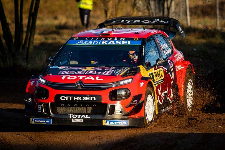 ラリー/WRC | WRC:シトロエン、第13戦スペインへの新型エアロ投入見送り。ホモロゲーション申請を行わず