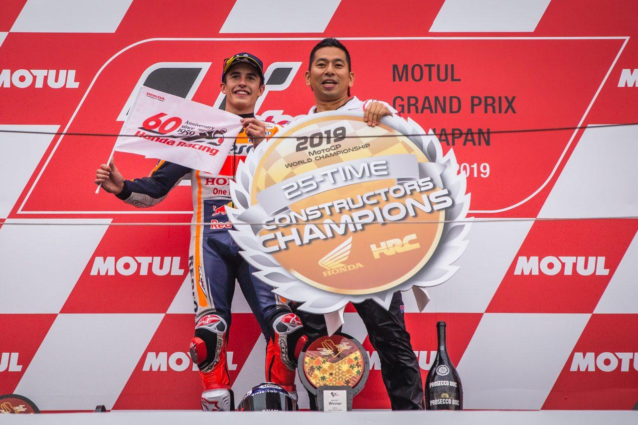 【MotoGPコラム前編】90%が心理戦のバイクレース。日本GPの燃費問題も克服した王者マルケスの強さ