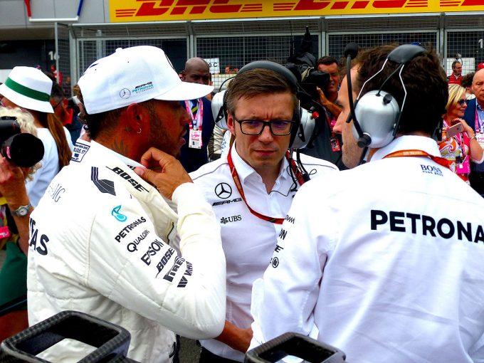 F1 | F1 Topic:4度の世界タイトルをハミルトンとともに勝ち取った担当エンジニアがメキシコGPを欠席