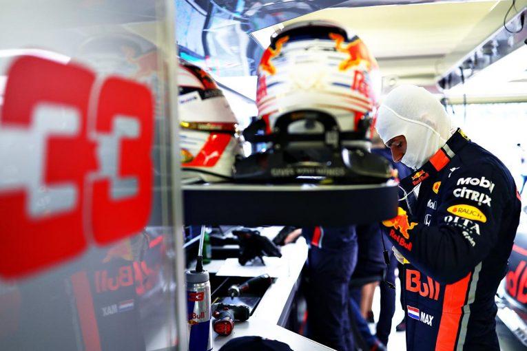 F1 | レッドブル・ホンダF1密着:フェルスタッペンが初日2番手の好発進。高地メキシコGPではターボ効率が高いホンダPUに強み