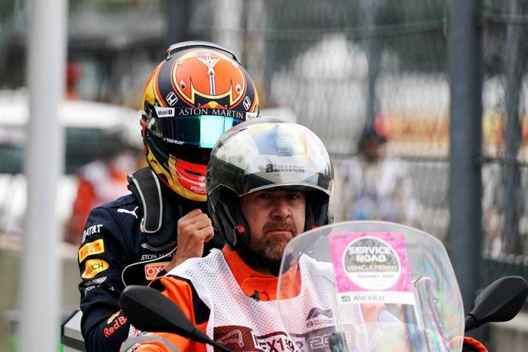 F1 | 【タイム結果】F1第18戦メキシコGPフリー走行2回目