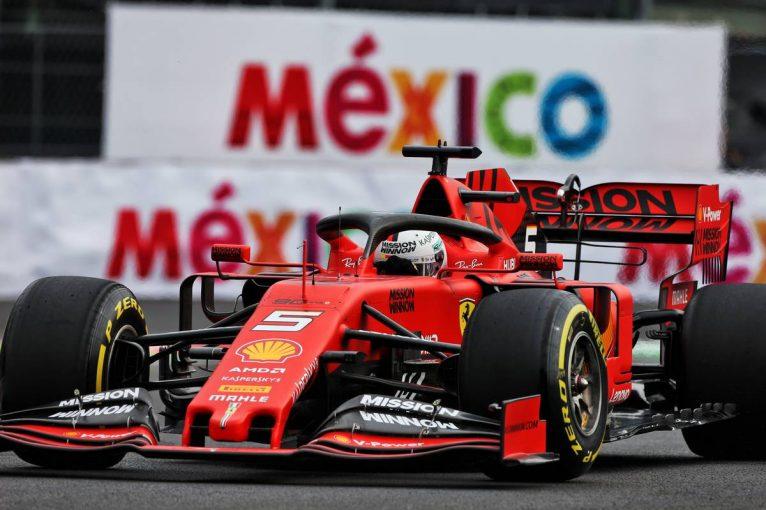 F1 | F1メキシコGP FP2:初日最速はベッテル。ホンダPU勢はアルボンがクラッシュも3台がトップ10内に入る好調な出だし