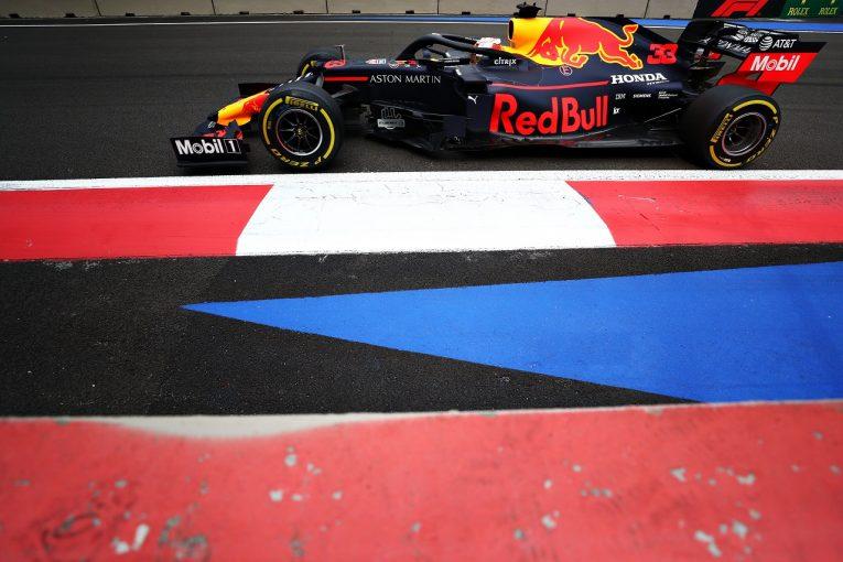 F1 | ホンダ2チームがトップ7に並ぶ「順調な初日。この勢いを予選、決勝でも維持していきたい」と田辺TD:F1メキシコGP