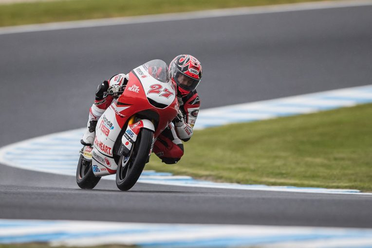 MotoGP | 【順位結果】2019MotoGP第17戦オーストラリアGP Moto3クラス予選