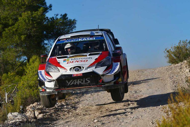 ラリー/WRC | WRC第13戦スペイン:トヨタ、競技初日は総合4~6番手。「午後のステージではすべての歯車が噛み合った」とミーク
