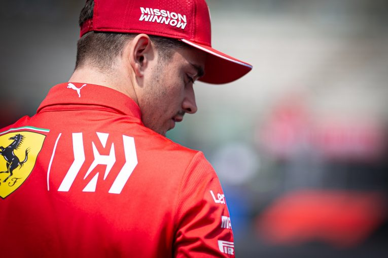 F1 | ルクレール、チームメイトから大差の3番手「ここではポールが重要。予選までに挽回する必要がある」:F1メキシコGP