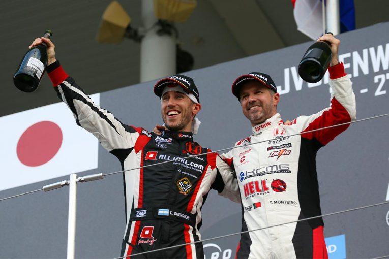海外レース他 | WTCR鈴鹿:グエリエリがシビックに地元優勝をもたらす。日本勢は悔しいレースに