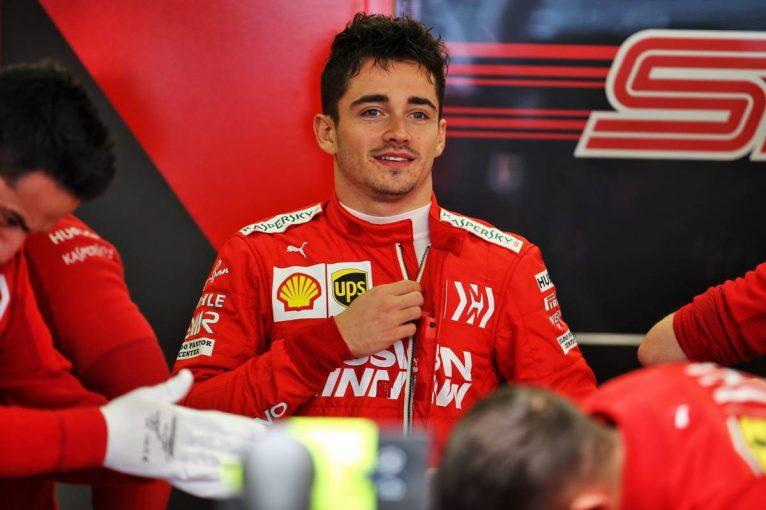 F1 | 好調フェラーリのルクレールがトップタイム【タイム結果】F1第18戦メキシコGPフリー走行3回目
