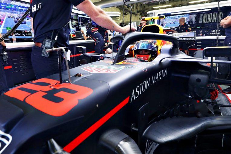 F1   アルボン、クラッシュでシャシー交換も予選ベストの5番手「マシンの実力からすれば不十分な結果」:レッドブル・ホンダF1