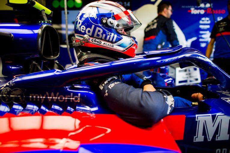 F1 | ガスリー予選10番手「僕の体調は最悪だったけど、マシンは絶好調だった」:トロロッソ・ホンダ F1メキシコGP