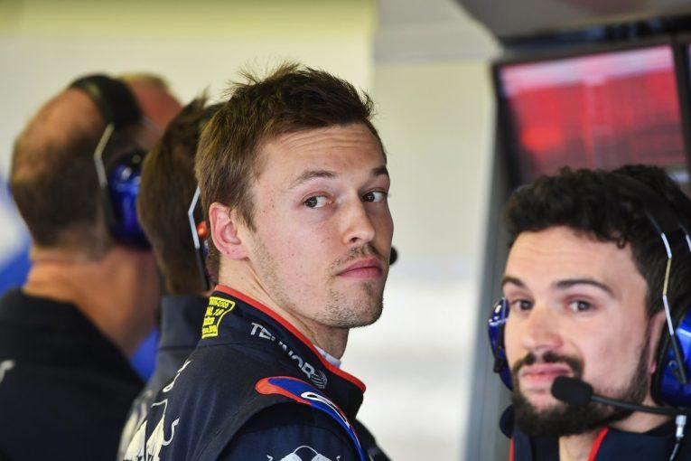 F1 | クビアト9番手「予選への自信を取り戻すことができた。明日もトップ10圏内にとどまりたい」:トロロッソ・ホンダF1