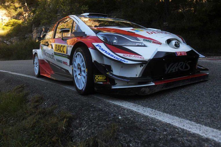 ラリー/WRC | WRC:タナク、表彰台圏内浮上で第13戦スペインでの王座獲得へ前進。マキネン「きっとやり遂げてくれるはず」