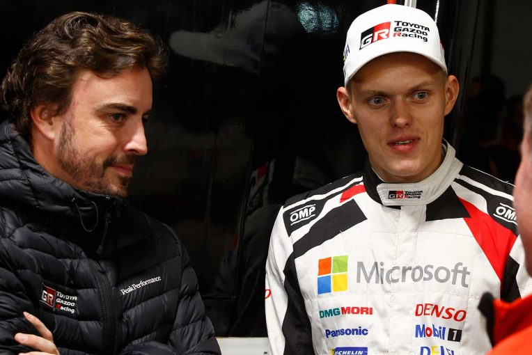 ラリー/WRC | チャンピオン獲得がかかるタナク「いいリズムをつかめず限界まで攻め切れなかった」/2019WRC第13戦スペイン デイ2後コメント